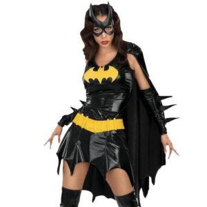 Batgirl Halloween Costume 2014