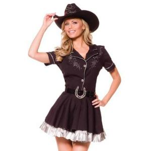 Cowgirl Halloween Costume 2014