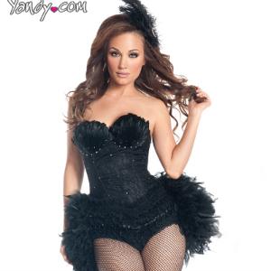 Deluxe Black Bird Costume Halloween 2014
