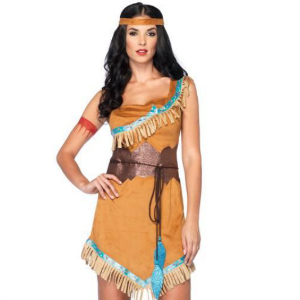 Disney Princesses Pocahontas Halloween Costume