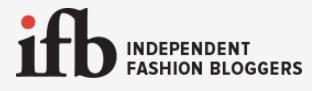 Independent Fashion Bloggers (IFB) logo