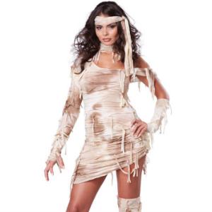 Mystical Mummy Halloween Costume