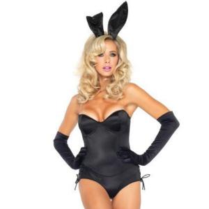 Playboy Bunny Halloween Costume 2014