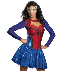 Spidergirl Halloween Costume 2014