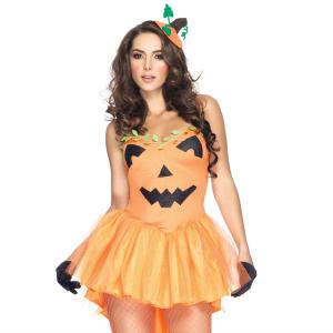 pumpkin-princess-costume