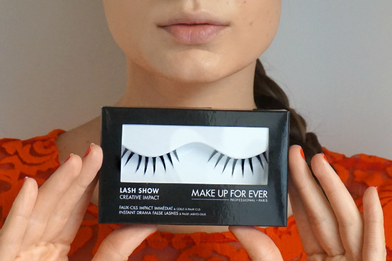 Make Up For Ever Lash Show Creative Impact