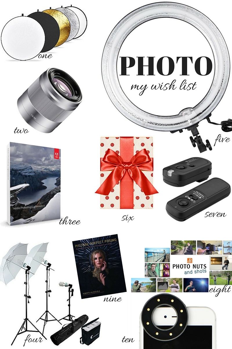 Cyber Monday Photo Equipment for Bloggers Deals