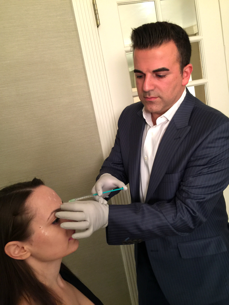 Botox by Dr. Daniel Ahoubim (Refined Aesthetics)