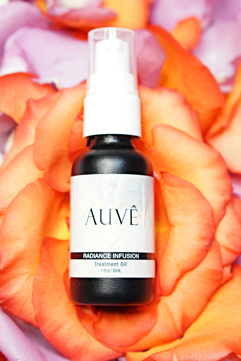 Auve Beauty Radiance Infusion Oil Review