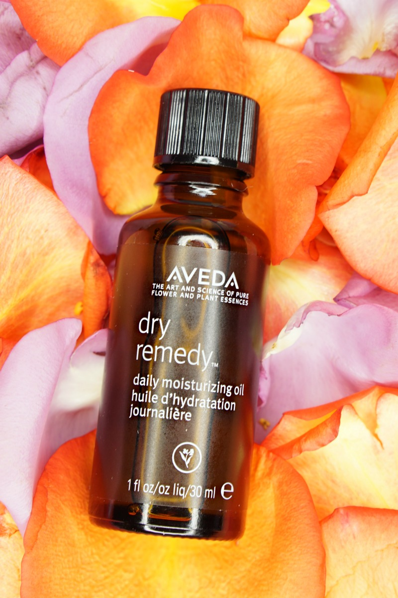 Aveda Dry Remedy Moisturizing Oil Review