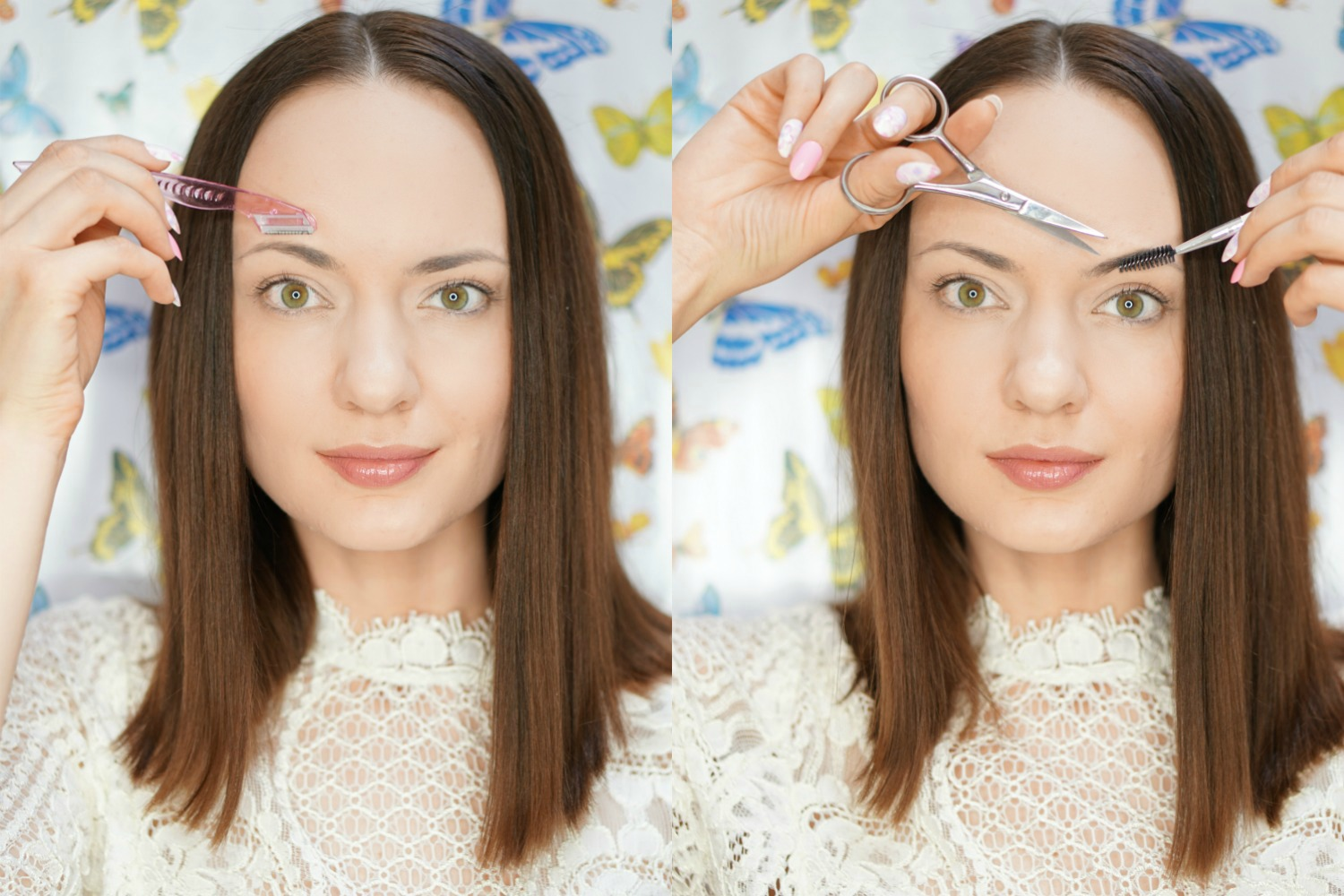 StyleSprinter - Brows 101 - Shave and Trim