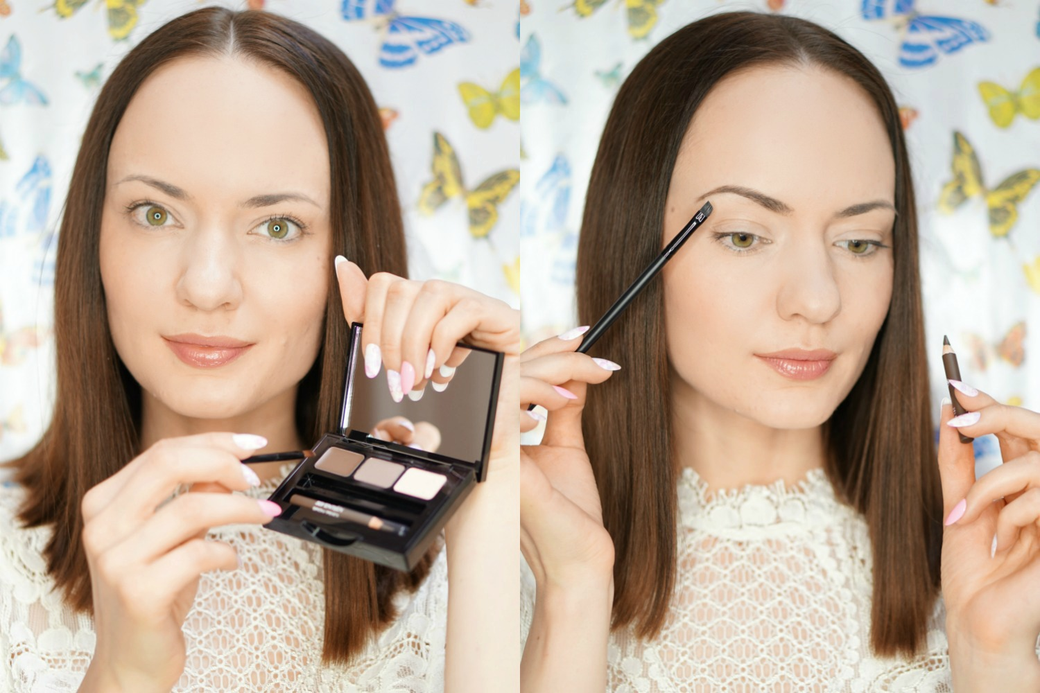 StyleSprinter - Brows 101 - Wax and Pencil