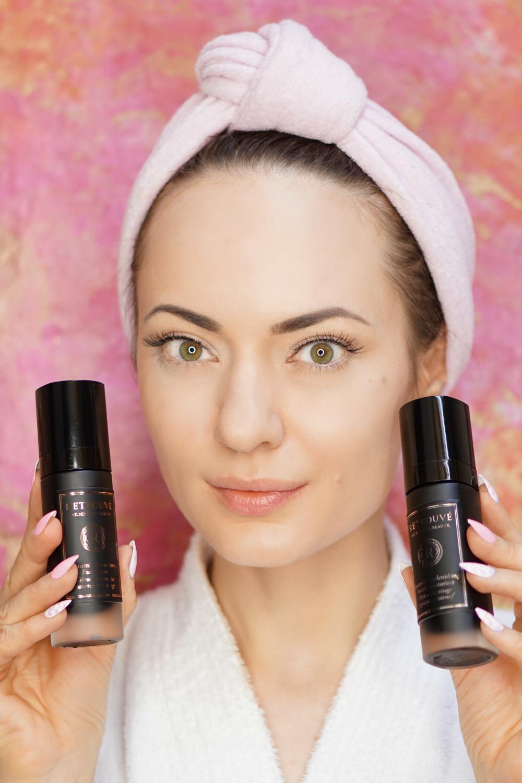 Retrouvé Intensive Replenishing Facial Moisturizer and Retrouvé Dynamic Nourishing Face Cream Review