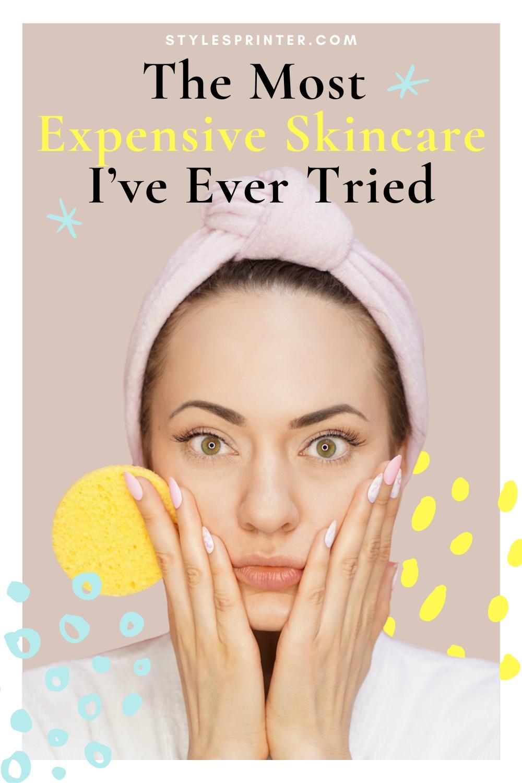 The Most Expensive Skincare I Ve Ever Tried Retrouve Skincare Review