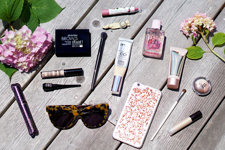 top 10 everyday beauty essentials