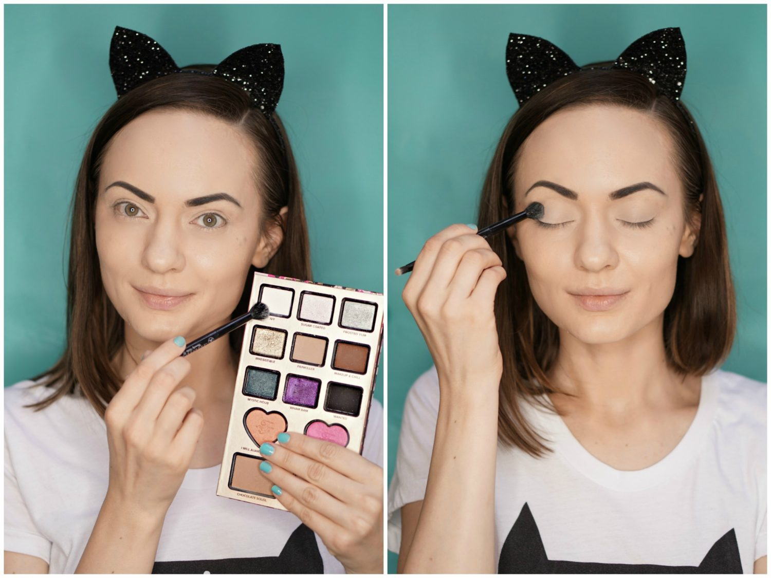 Too Faced by NikkieTutorial The Power of Makeup palette