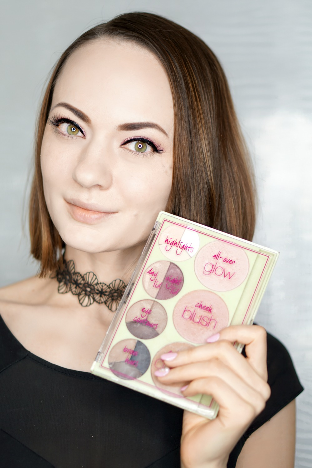 Pixi by Petra Palette Rosette review