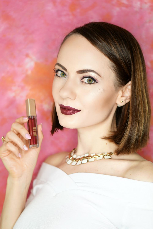 Milani Amore Matte Liquid Lipstick in #09 Pure Matteness