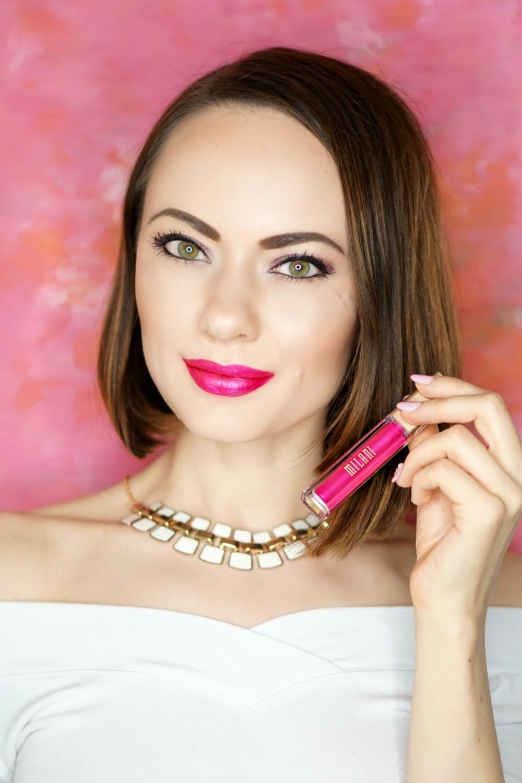 Milani Amore Matte Liquid Lipstick in 05 Dramattic Diva