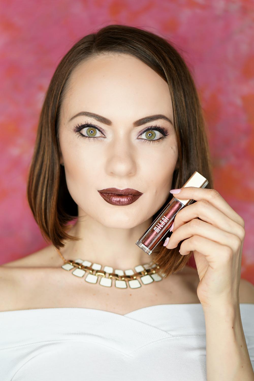 Milani Amore Matte Liquid Lipstick in #10 Pretty Problemattic