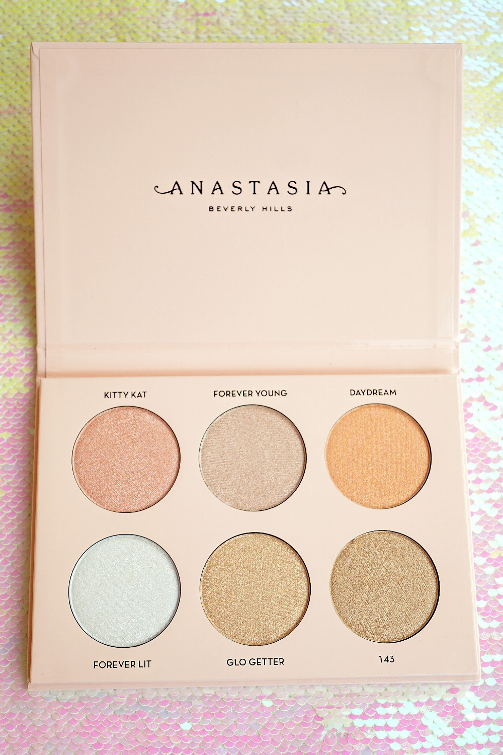 ABH Nicole Guerriero Glow Kit review