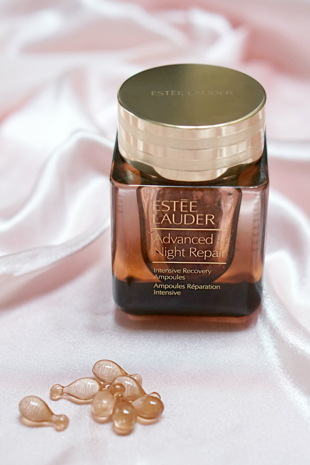 Estee Lauder Advanced Night Repair Ampoules Review