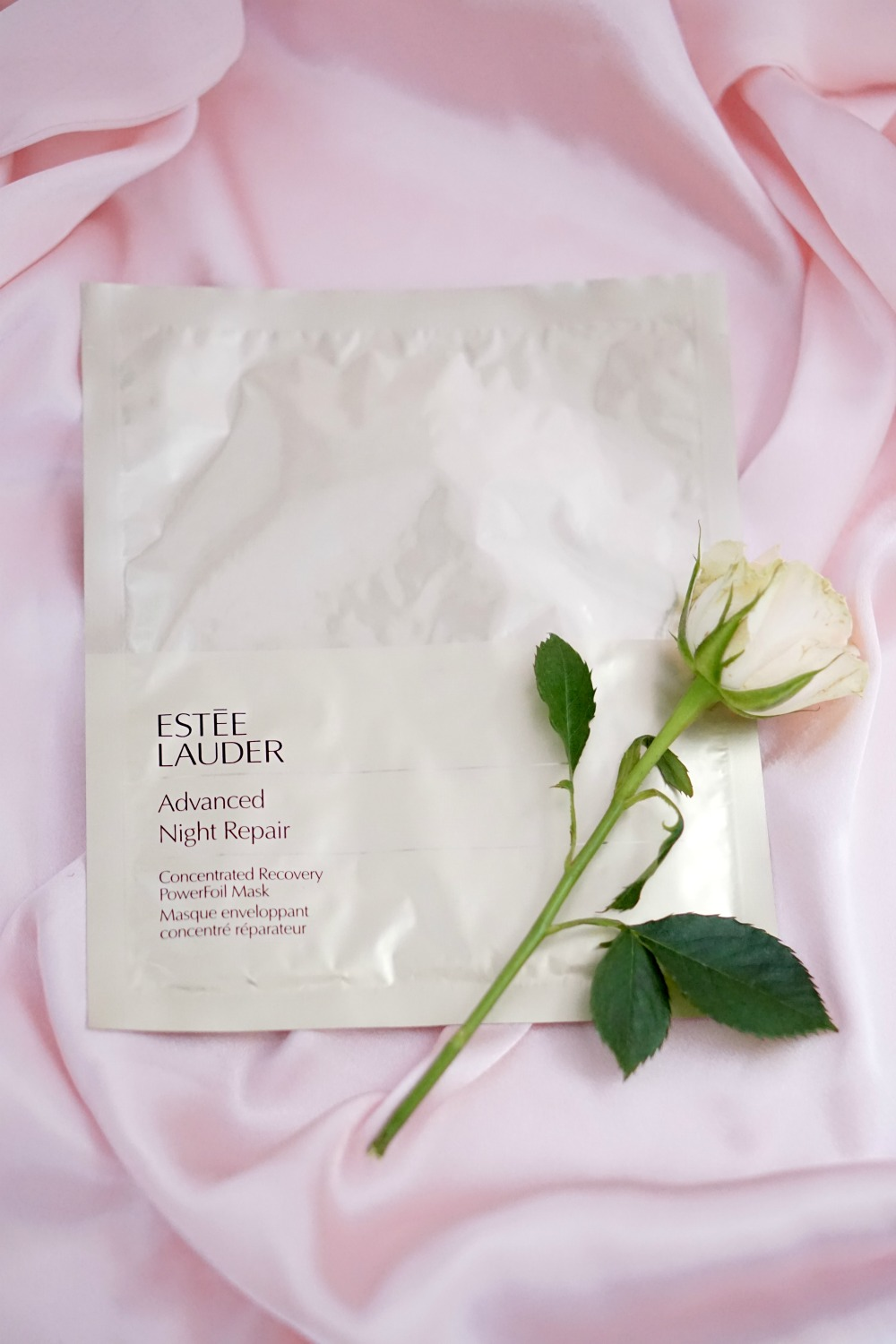 Estee Lauder Advanced Night Repair Mask review