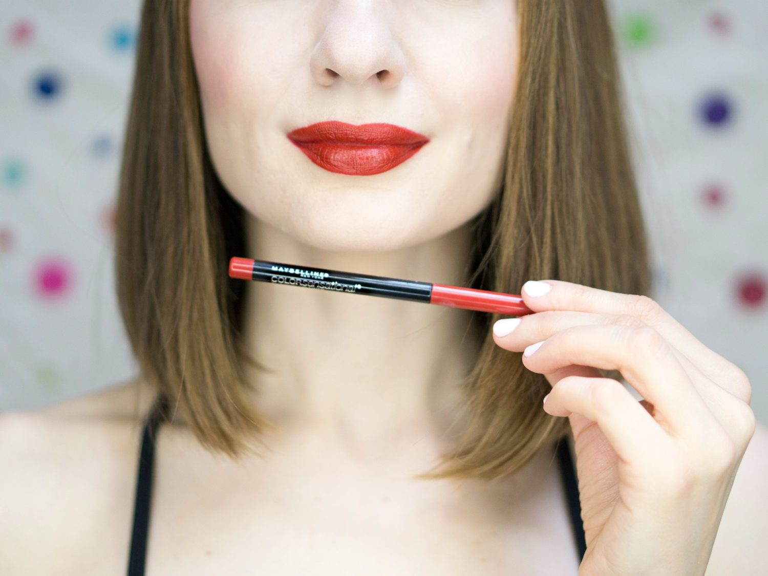 Maybelline Color Sensational Shaping Lip Liners - Review and Swatches