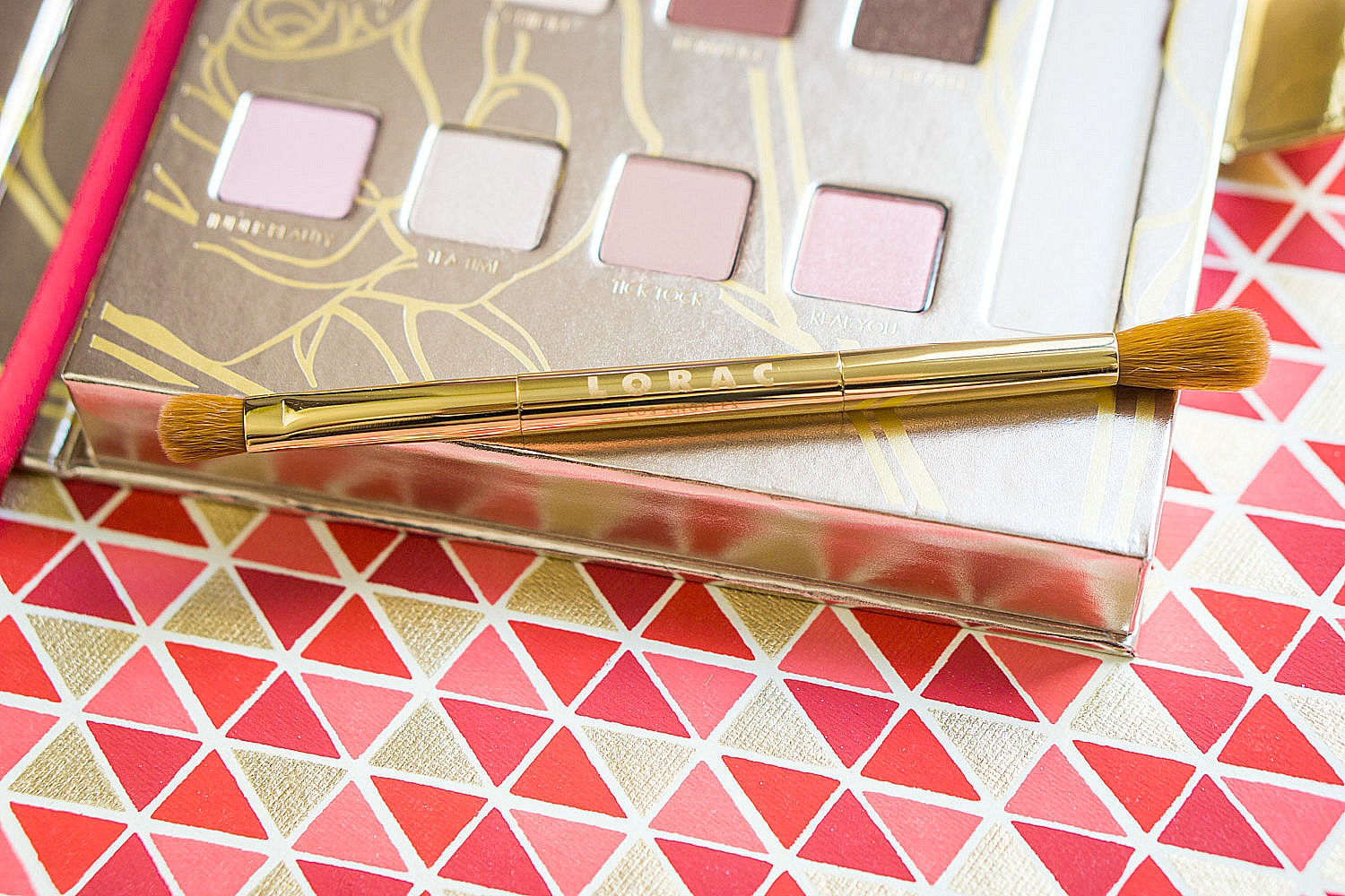 LORAC Beauty and the Beast Palette - Brush Review