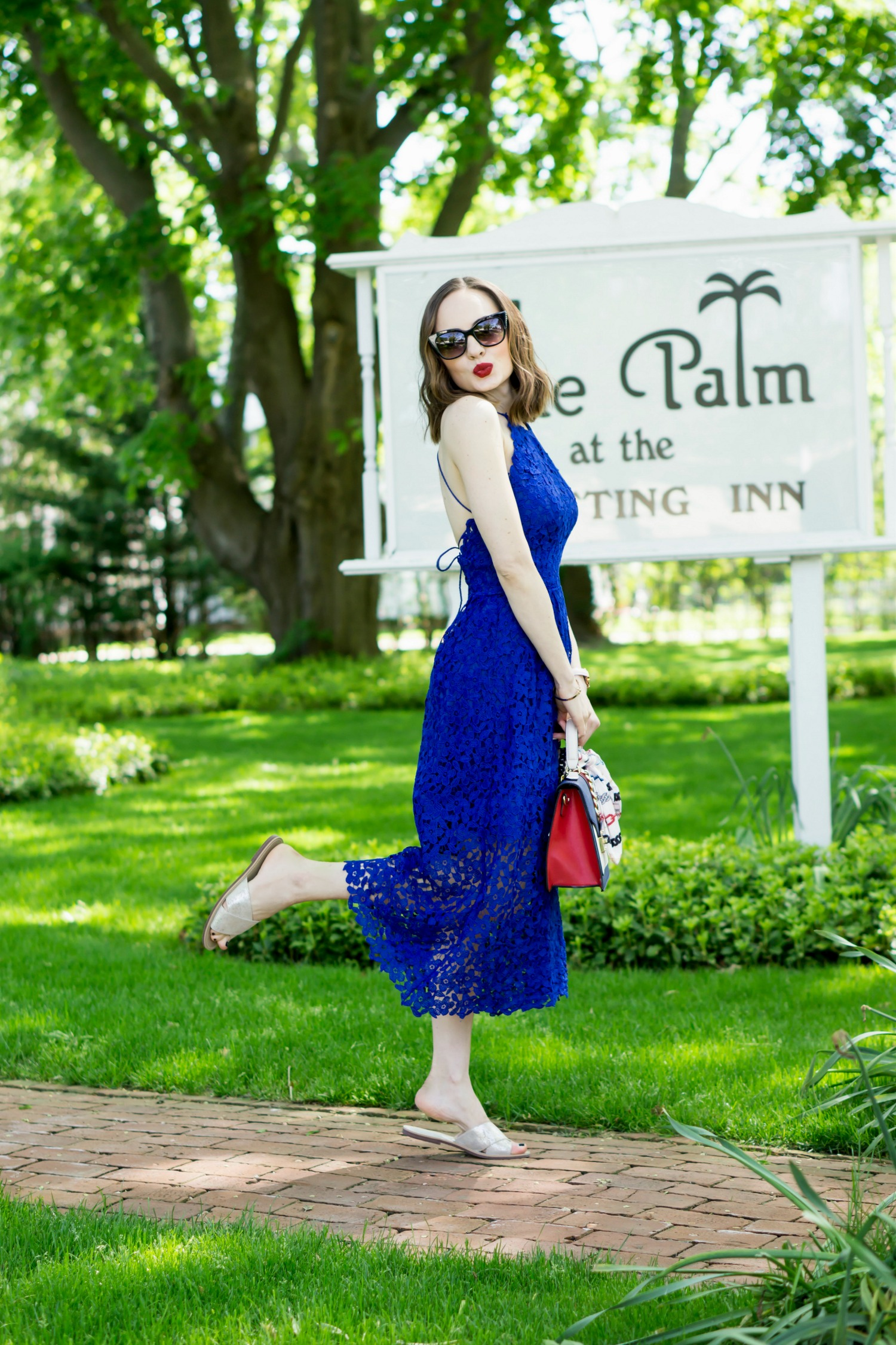 StyleSprinter - Katya Bychkova - Fashion Blogger in the Hamptons