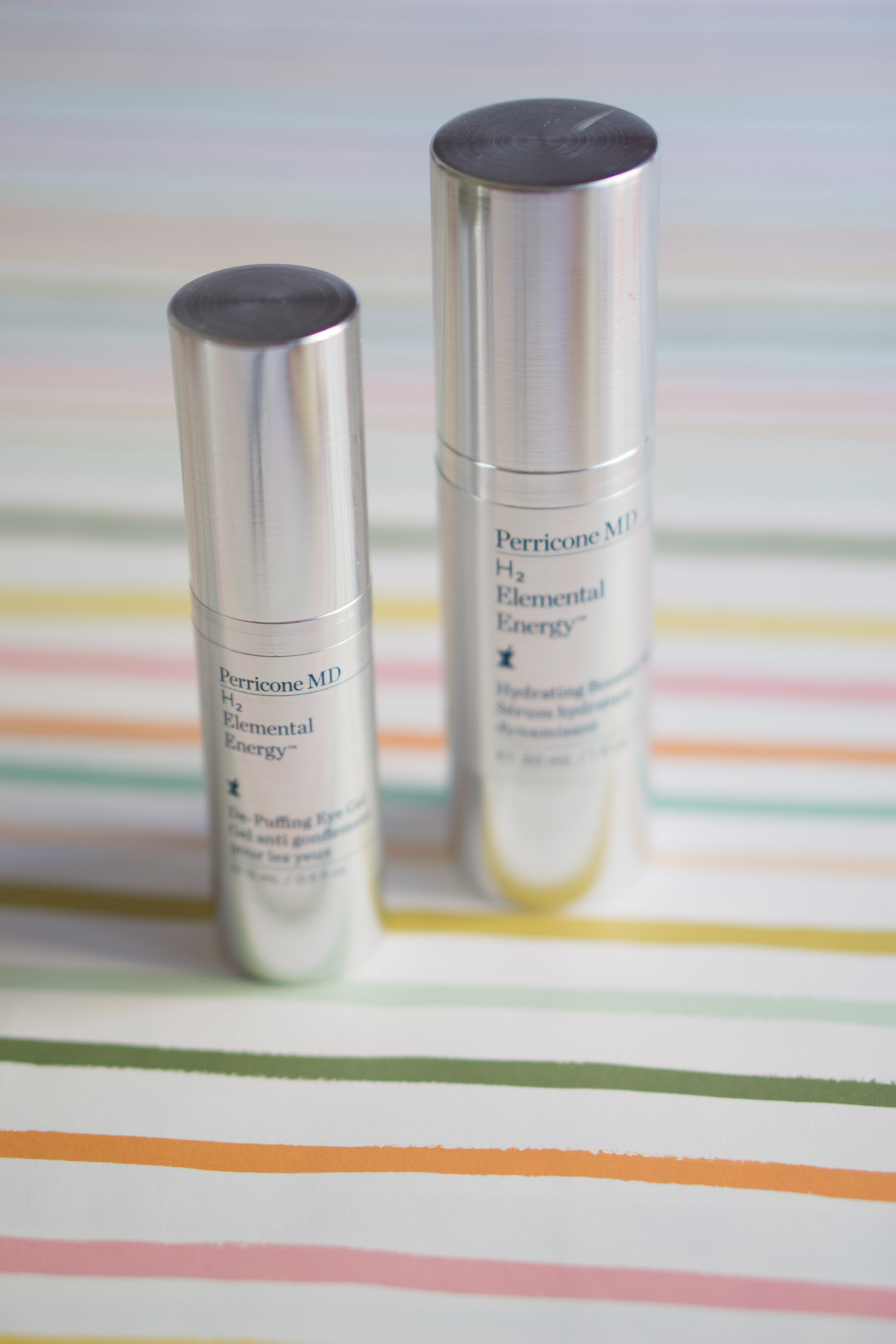Perricone MD H2 Elemental Energy Hydrating Booster Serum review