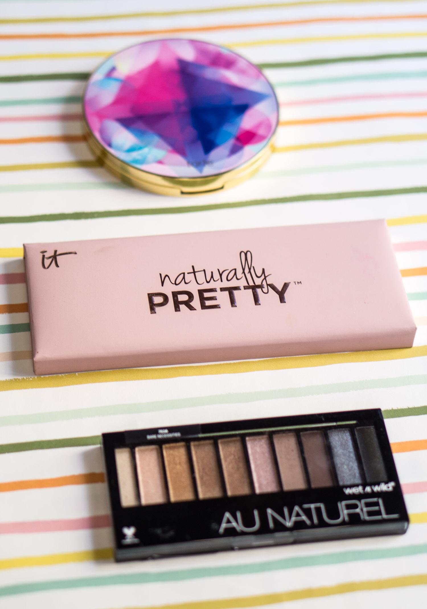 Stylesprinter May Beauty Favorites 2 Style Sprinter Wet N Wild Au Naturel Palette Eye Shadow Review