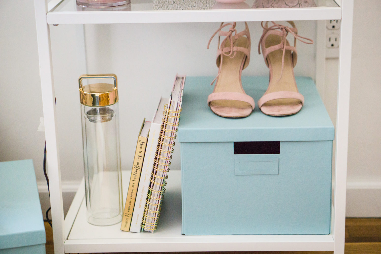 IKEA - dorm storage solutions