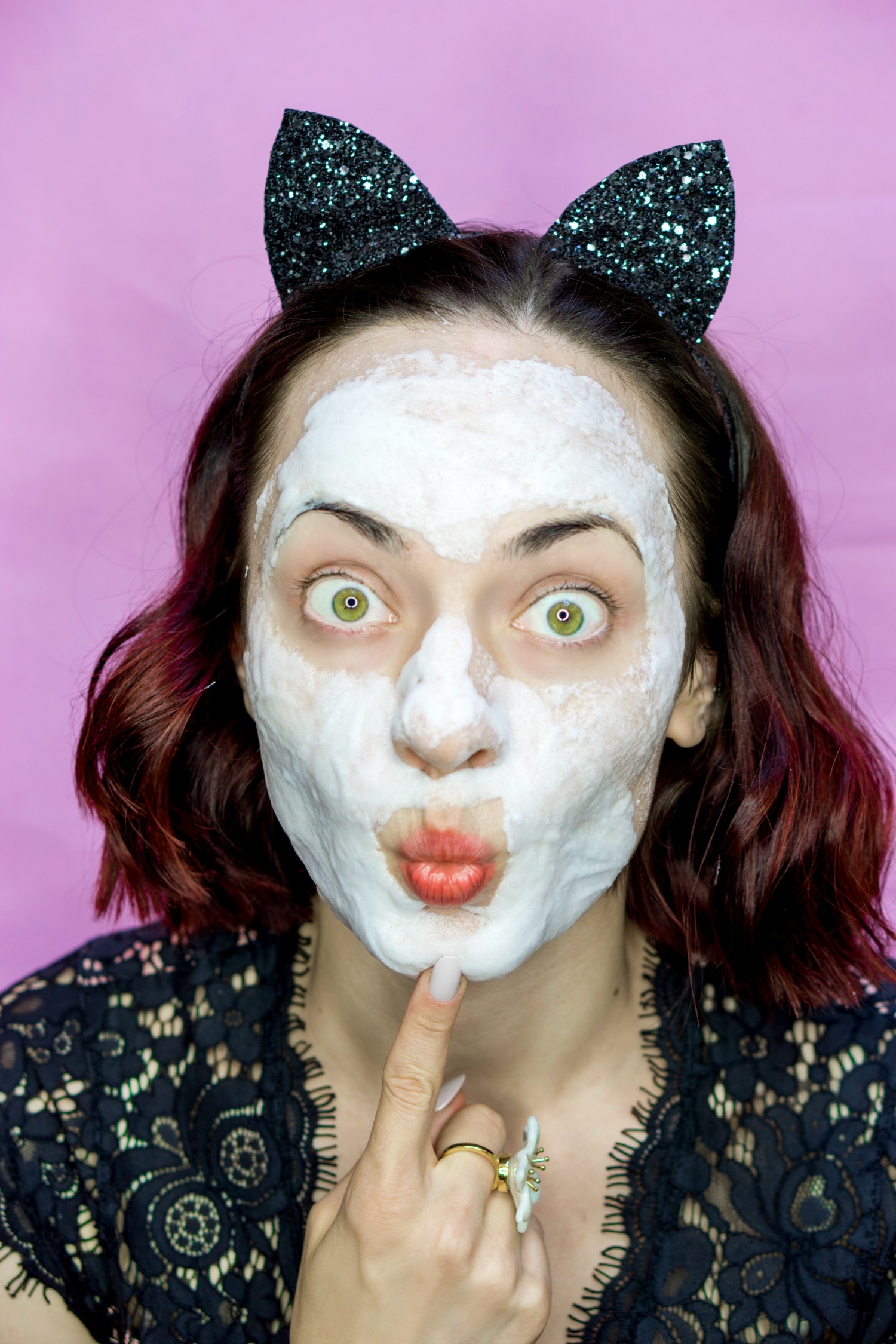 I Dew Care Berry Bubbly Mask Review