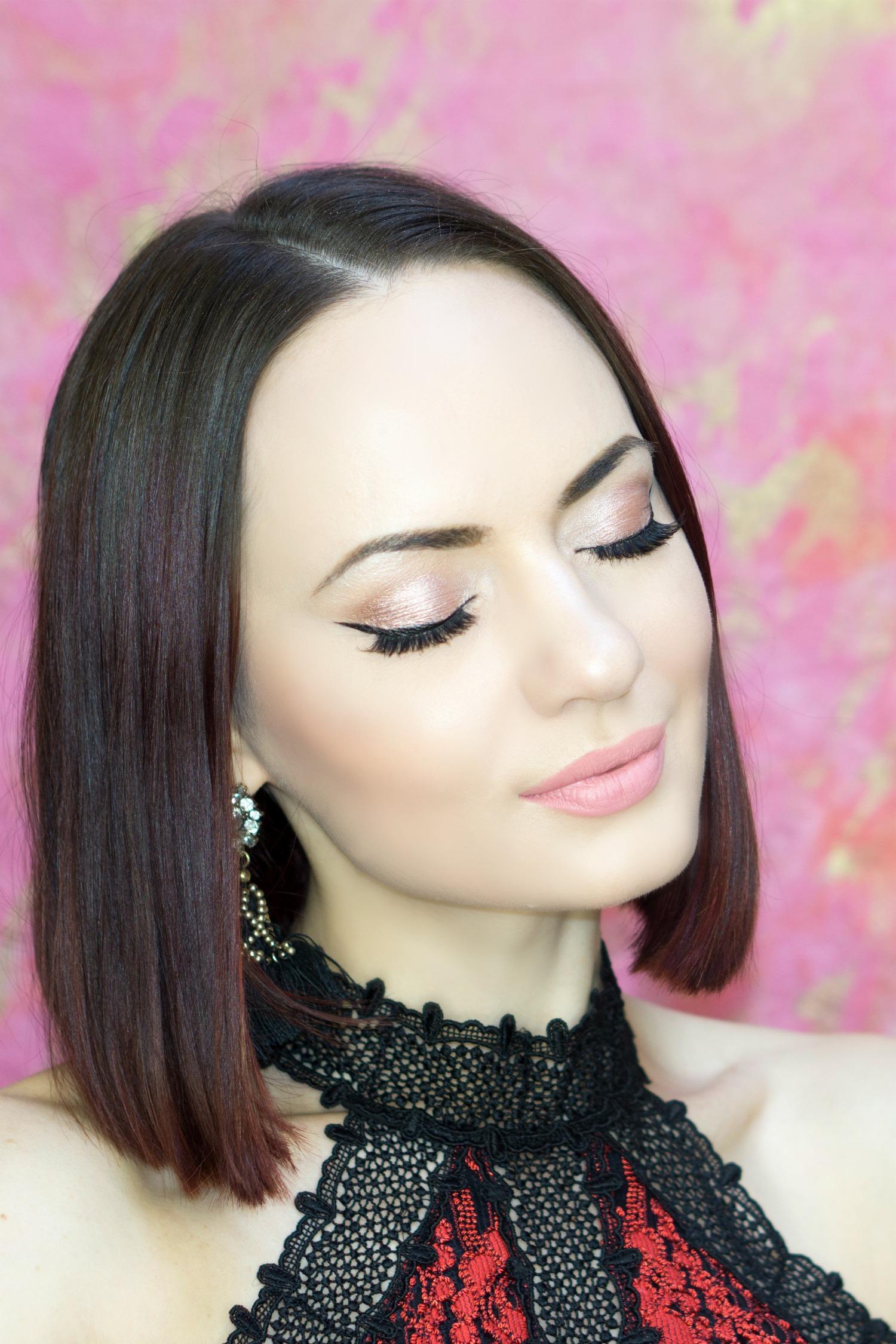 Makeup Tutorial Using 21 Days of Beauty Deals 3