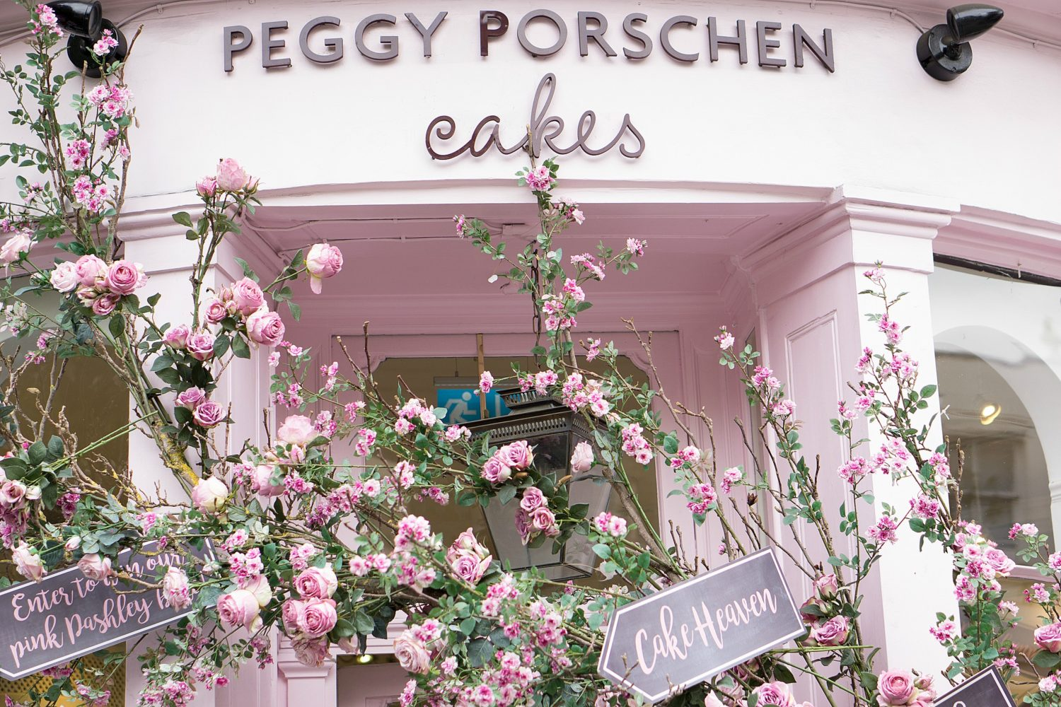 Peggy Porschen Cakes London 2017