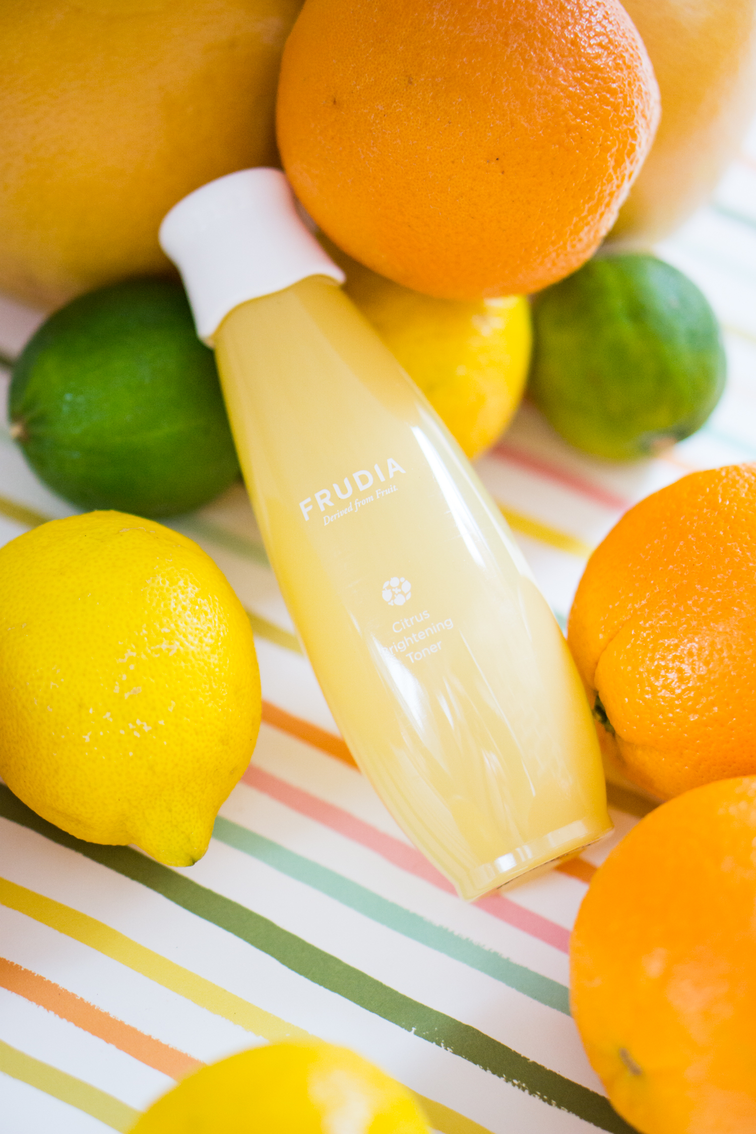 Frudia Citrus Brightening Toner review