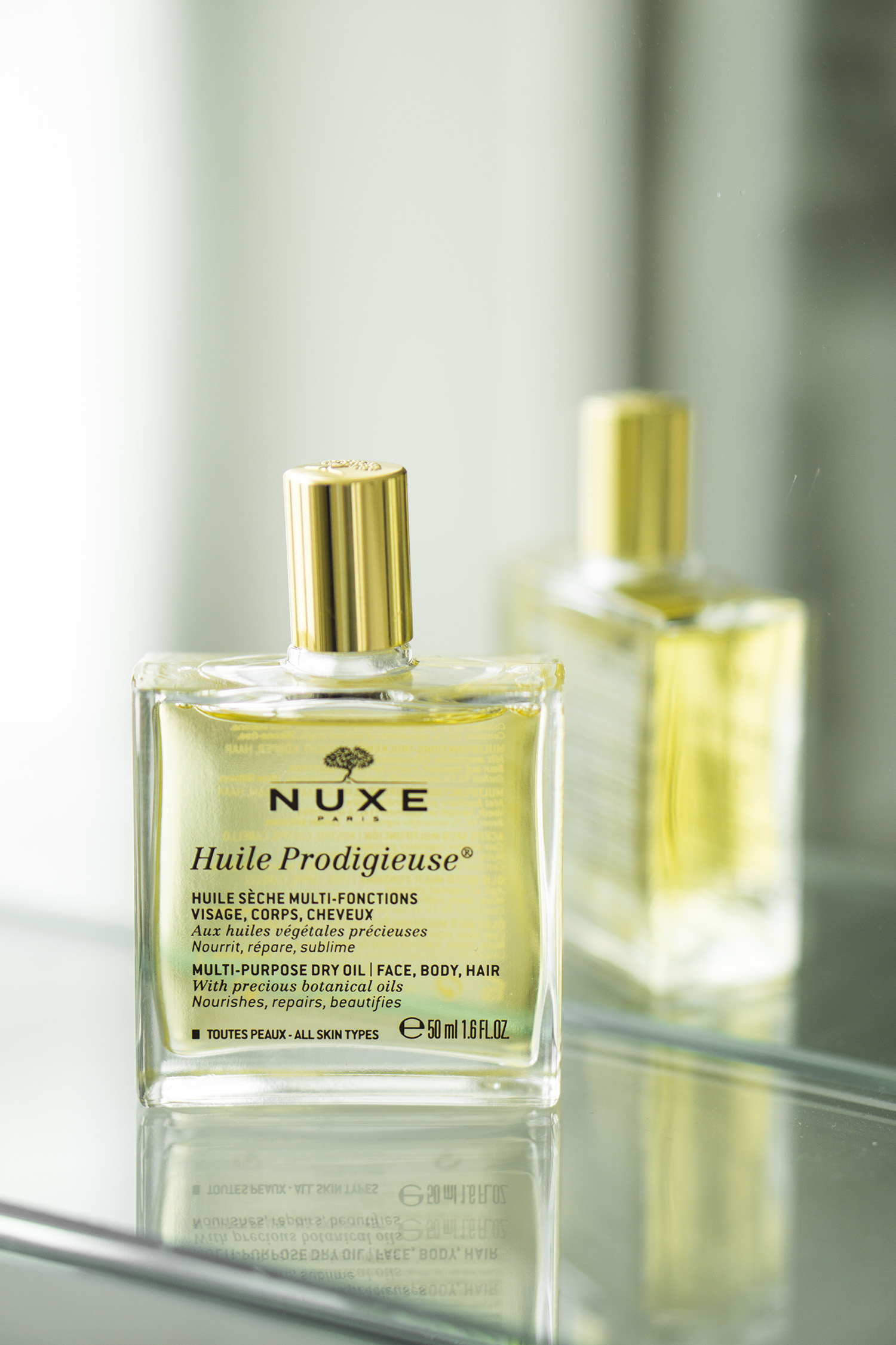 NUXE Huile Prodigieuse Oil - Best Products at French Pharmacies 2017