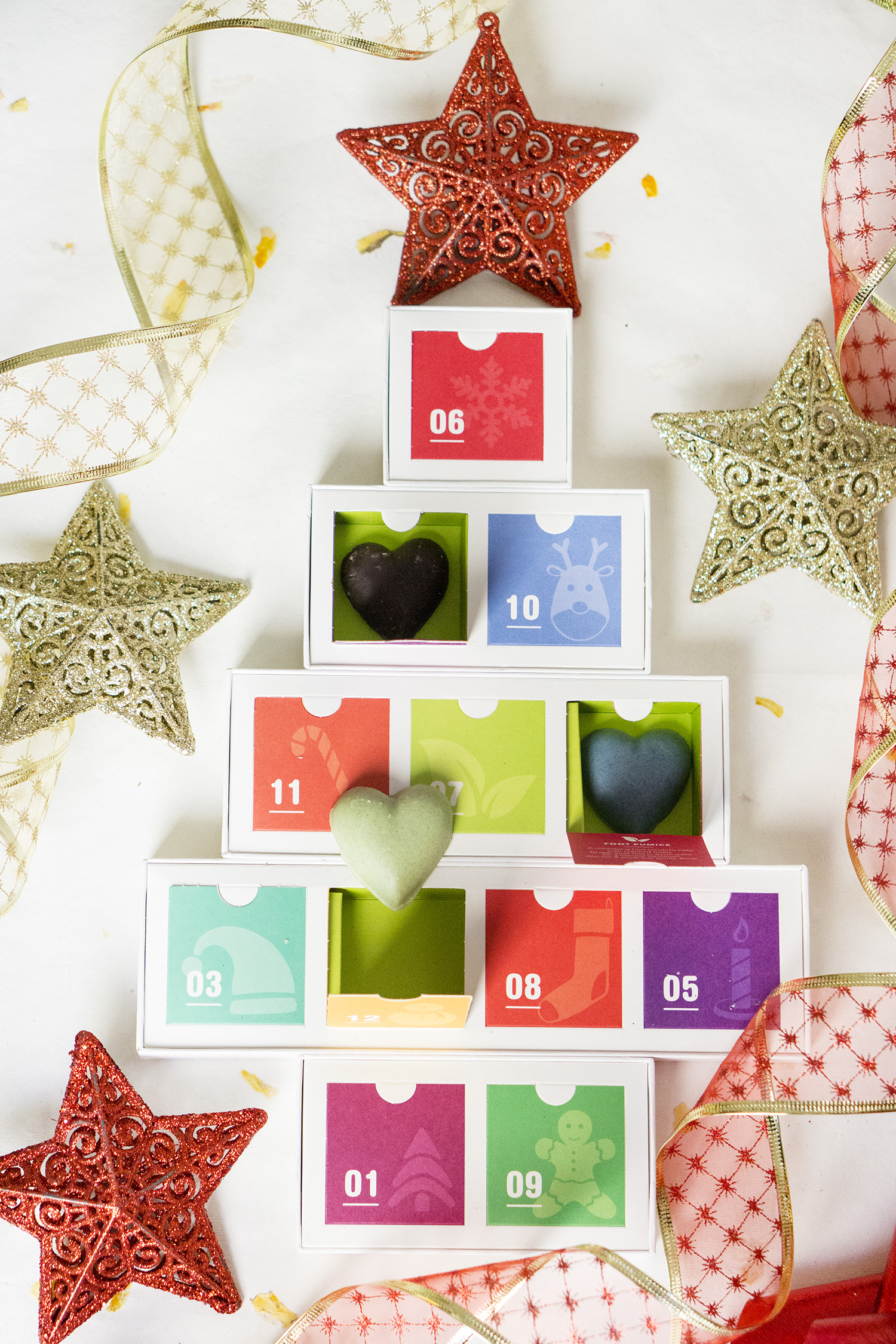 ETHIQUE 12 DAYS OF CHRISTMAS ADVENT CALENDAR REVIEW