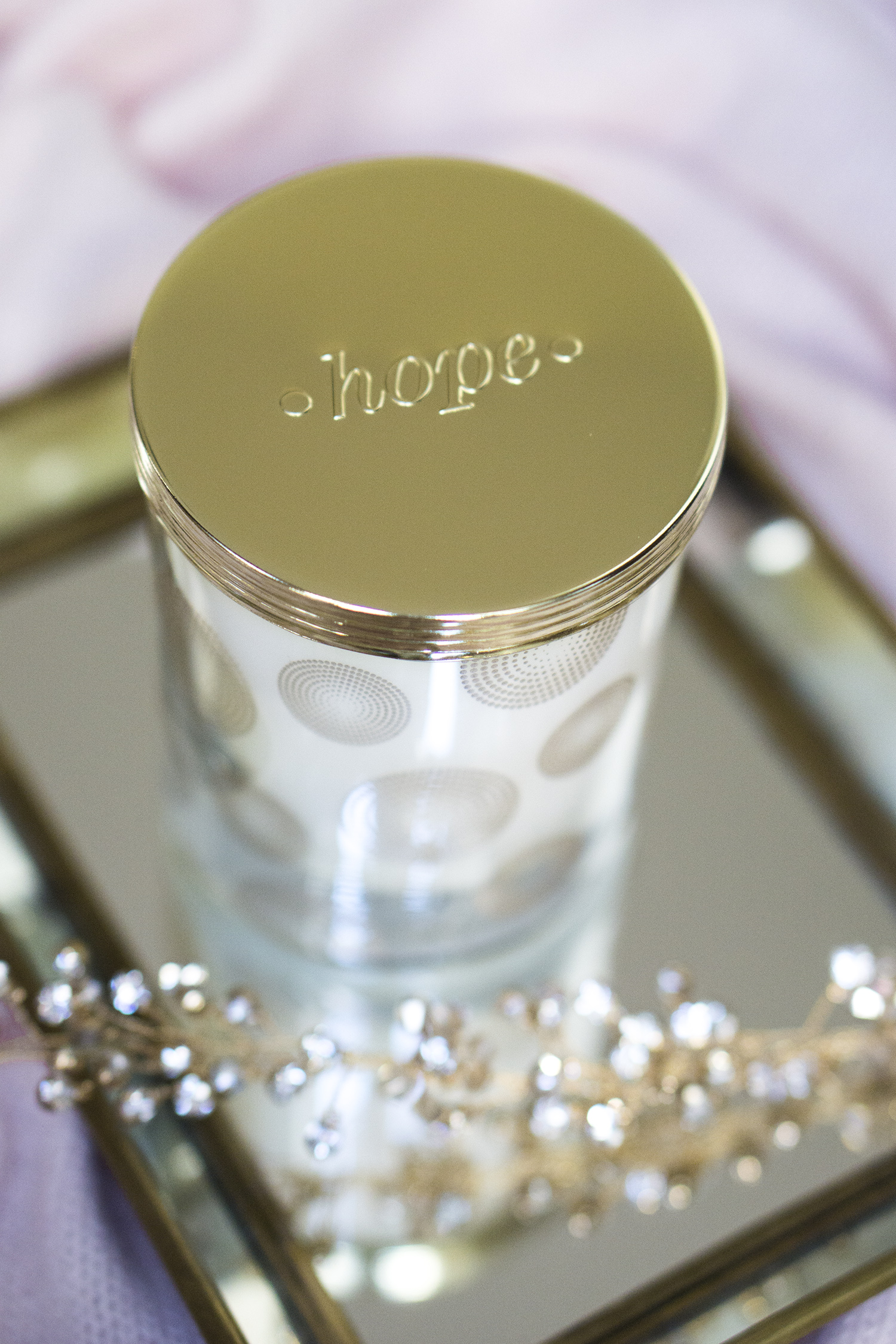 HOPE THE UPLIFTING FRAGRANCE SCENTED CANDLE REVIEW