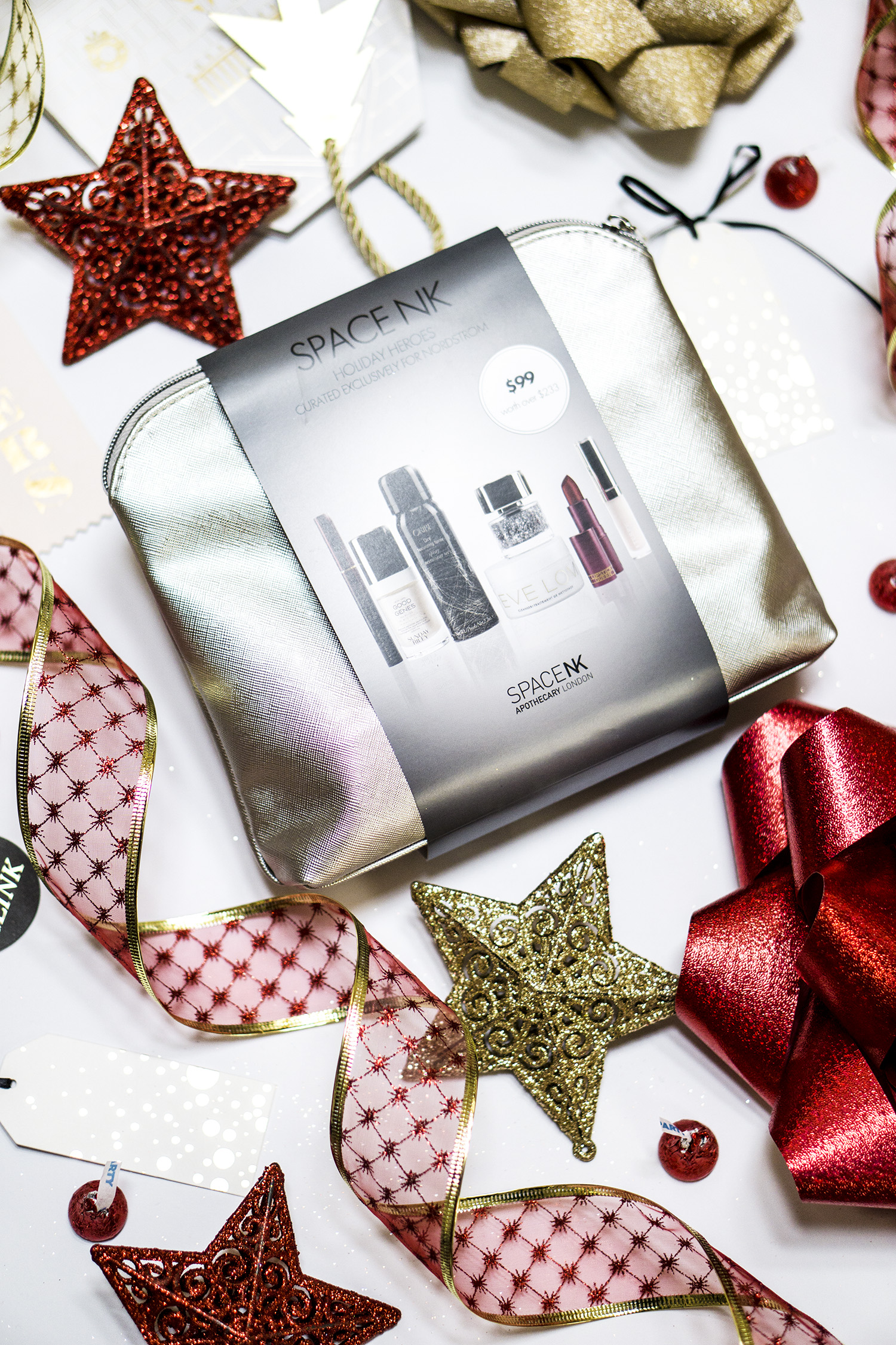 Space NK x Nordstrom Holiday Gift Set 2017 - Review