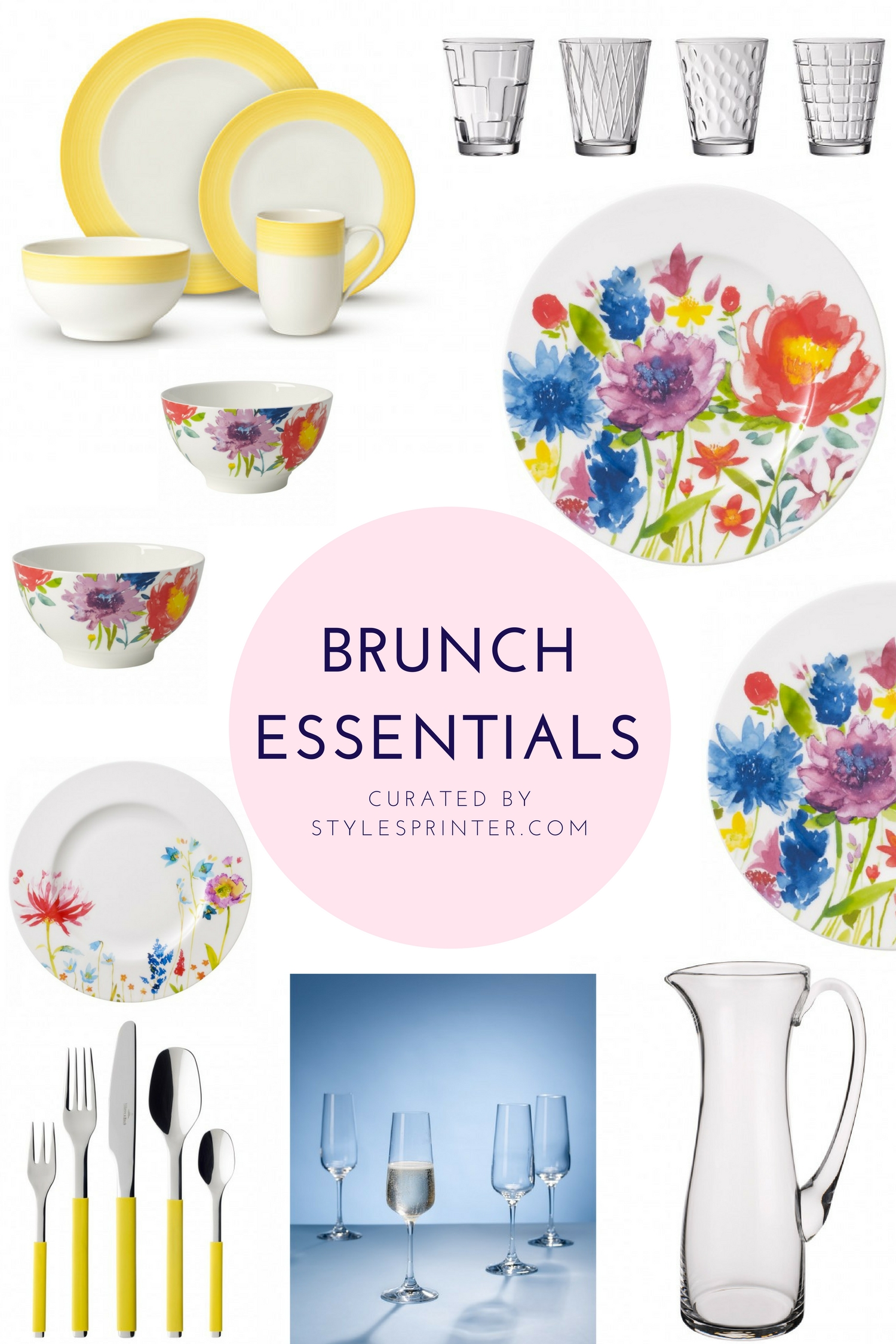 Brunch Essentials - Villeroy Boch