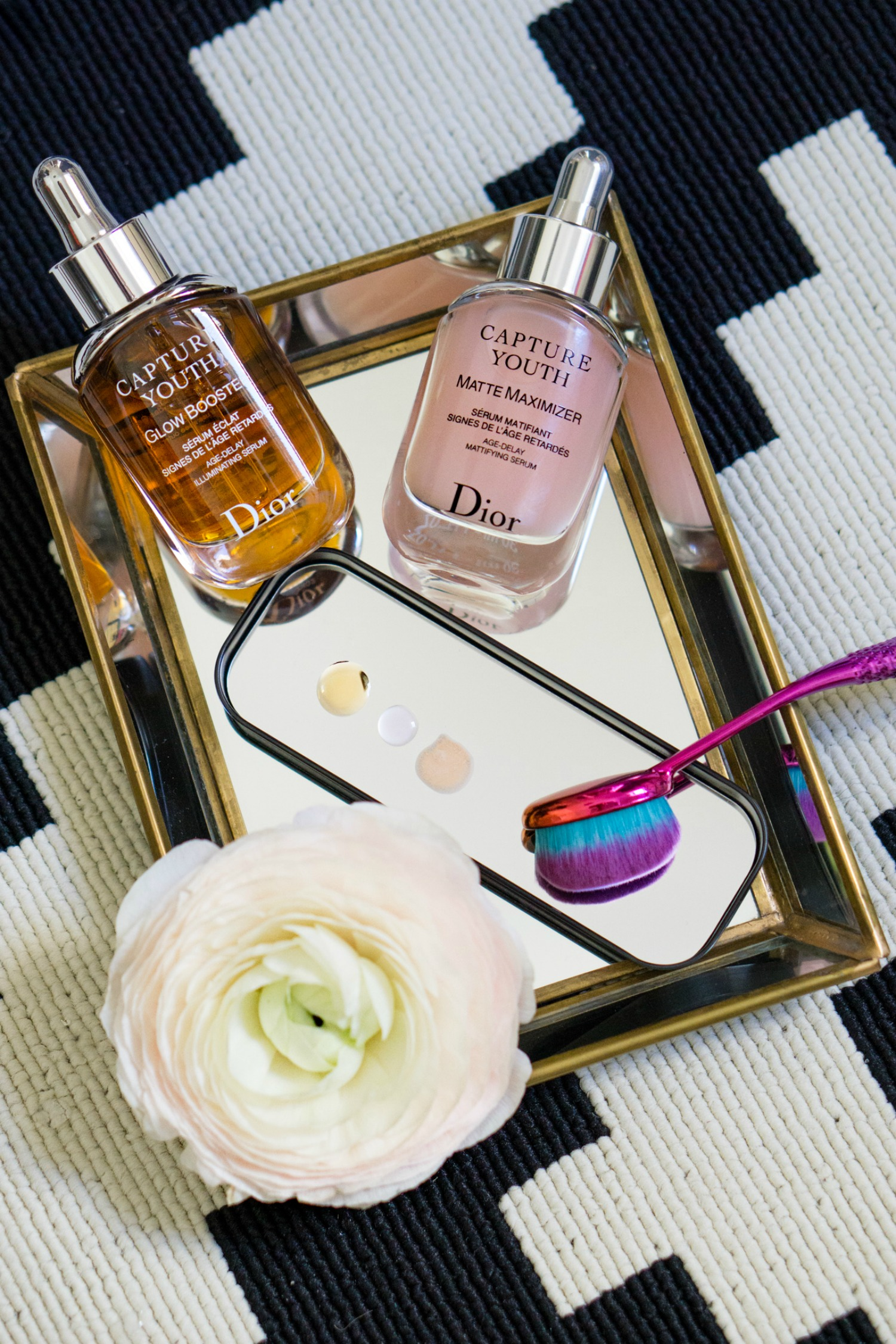 Dior Capture Youth Serum Collection Review