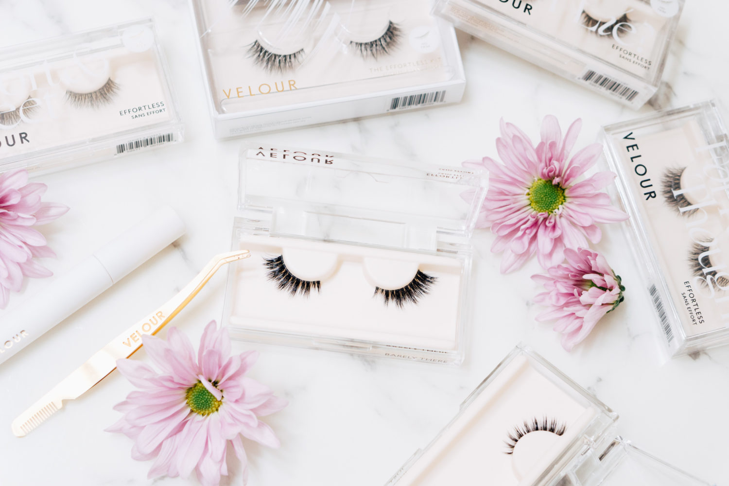 Velour Lashes The Effortless Collection Review