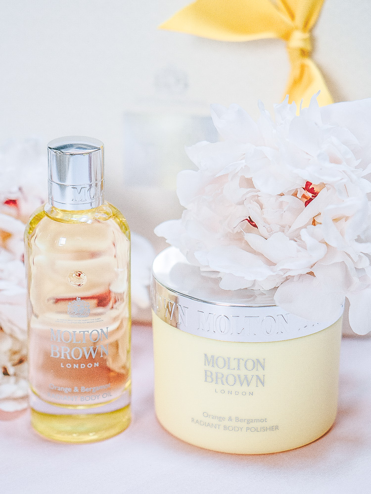 Molton Brown Orange & Bergamot Line