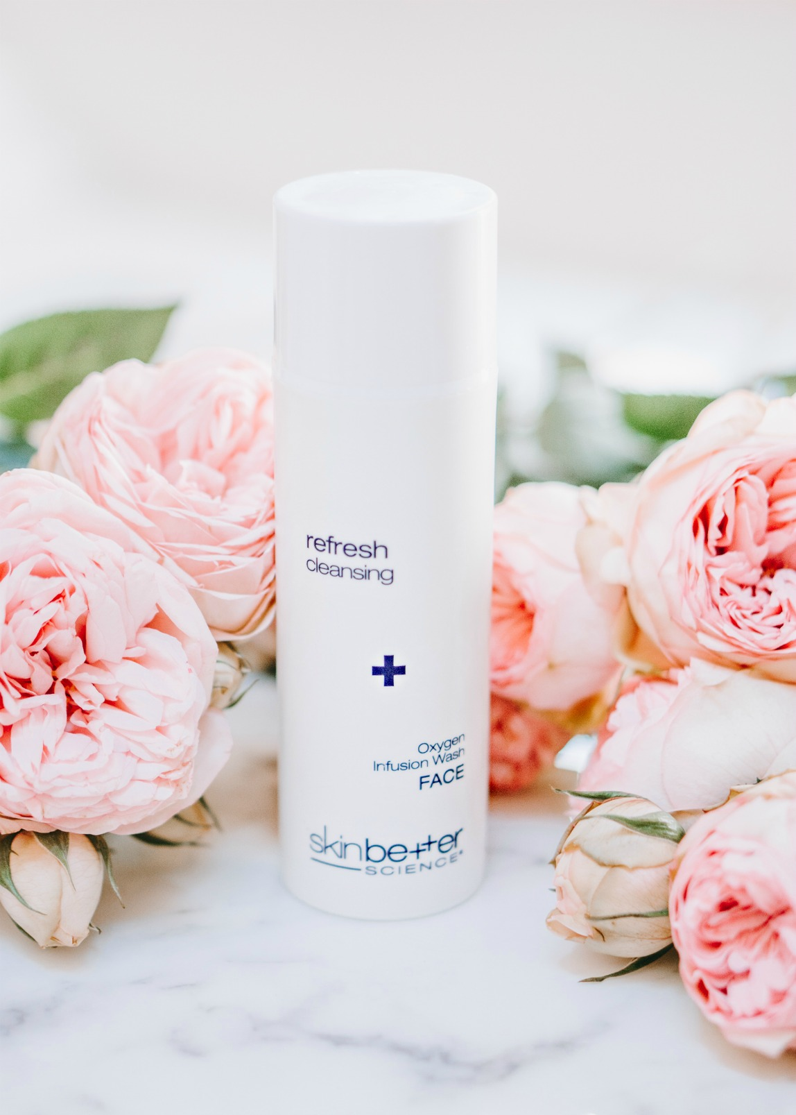 Skin Better Refresh Oxygen Infusion Face Wash
